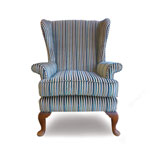 Barnes Upholstery Armchairs Image 1